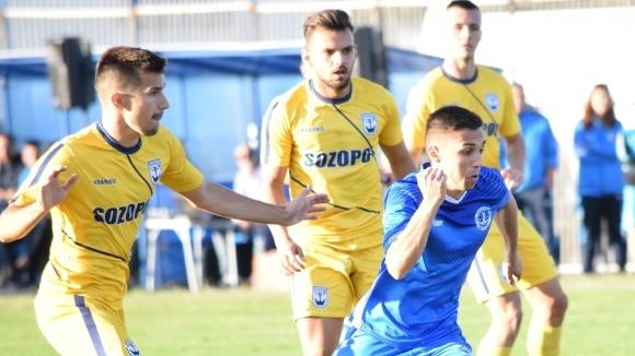 Атлетик шокира Марица, без победител в дербито - на Югоизток има нов лидер