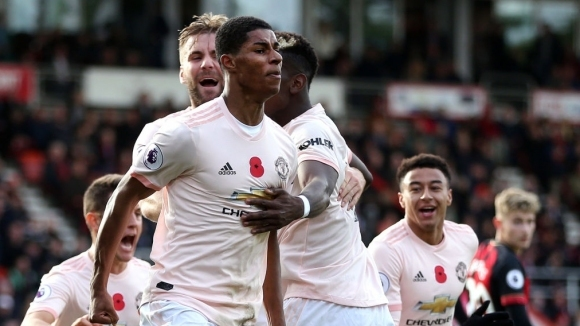 Гол в добавеното време зарадва Ман Юнайтед в навечерието на тежката седмица (видео)