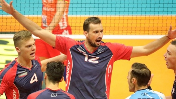 Виктор Йосифов и Тодор Скримов са сред най-добрите в Италия