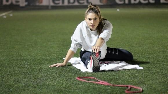 Габриела Петрова след поредната операция: Искам да скачам