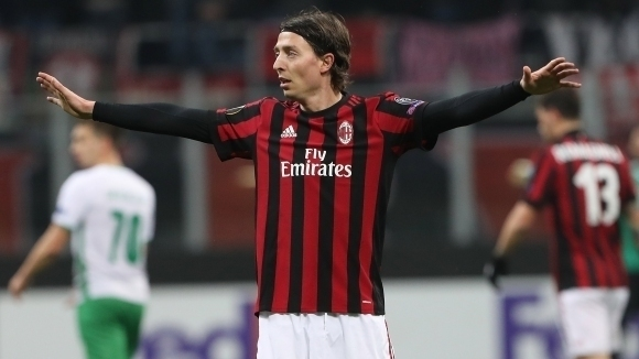 Контузията на Билия върна Монтоливо в групата на Милан