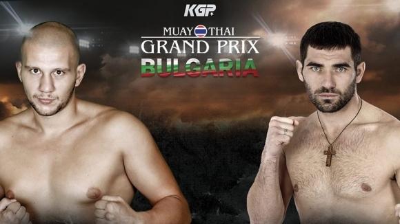 Над 1000 зрители аплодираха Йордан Янков при успеха му над Христомир Ранчев на Muay Thai Grand Prix Bulgaria