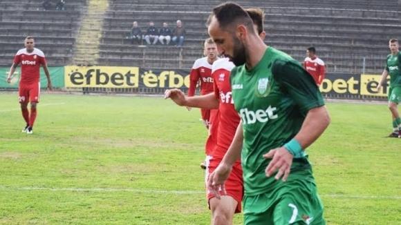 Хебър с нова минимална победа в Трета лига