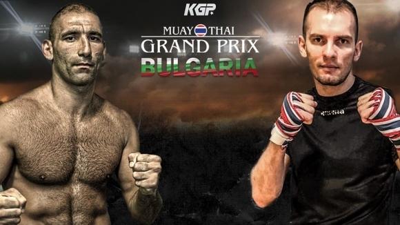 Топ англичанин нокаутира Стефан Петков на Muay Thai Grand Prix Bulgaria