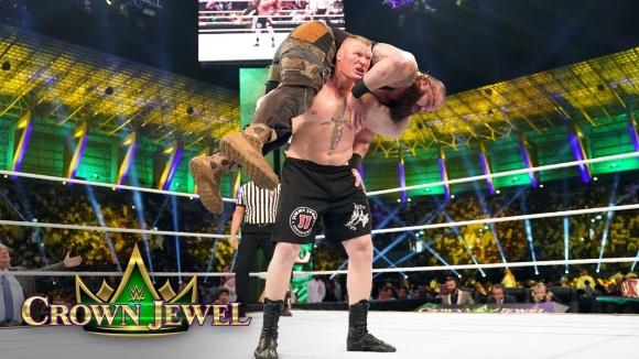 Брок Леснар отново е шампион