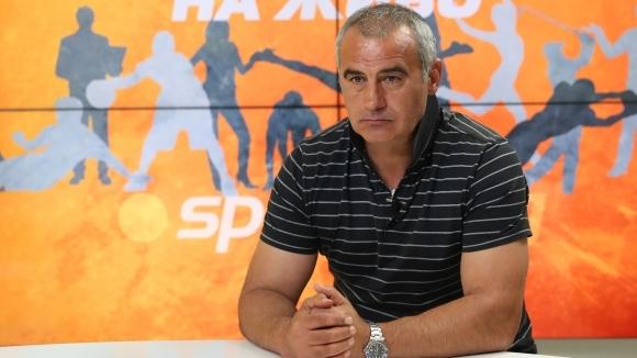Сашо Ангелов: Нашият отбор обича този футбол, но искам да заобичаме и другия