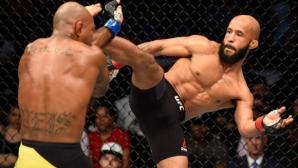 Джонсън заминава с усмивка за Азия, доволен, че вече няма да е част от UFC
