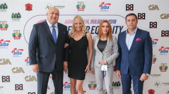Българка влезе в управата на световния бокс