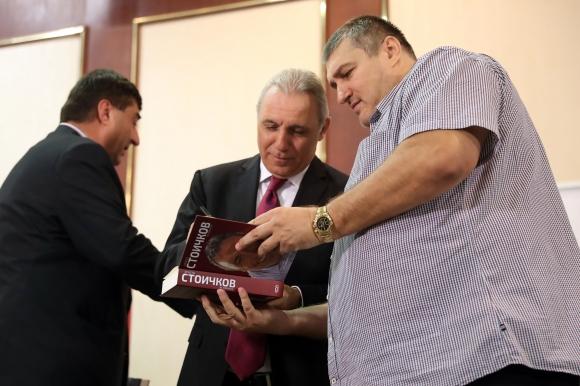 Любо Ганев: Ицо е най-известният българин в света