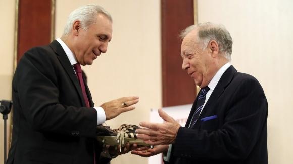 Вальо Михов: Христо Стоичков е верен на тези, които заслужават