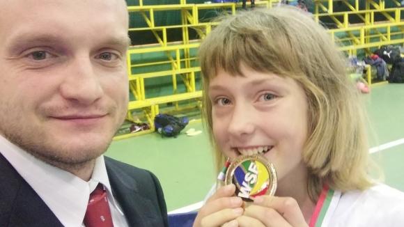 Каратеките на Никон България с 20 медала от Европейското по шотокан карате в Албена