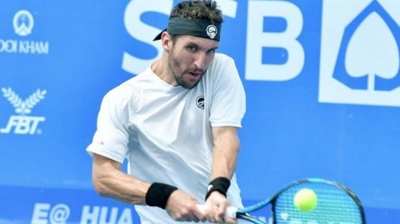 Васко Младенов е 1/4-финалист в Естония