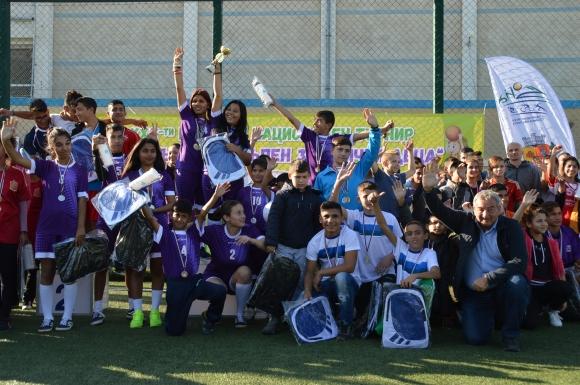 Над 300 участници на 30-ия юбилеен национален турнир за деца и младежи в риск