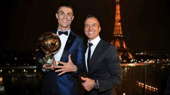 Мендеш: Роналдо вдигна класата на Ювентус