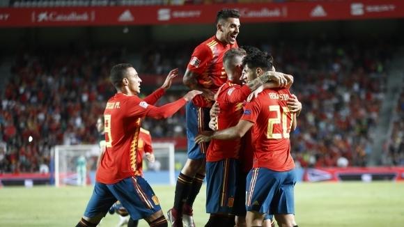 Испания с Жорди Алба, но без Маркос Алонсо и Пако Алкасер за мачовете с Хърватия и Босна