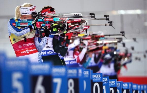 Русия няма да домакинства международни състезания по биатлон поне още 4 години