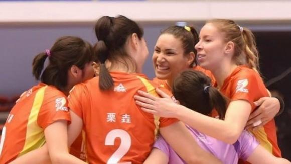 Страхотна Добриана Рабаджиева с перфектен старт в Китай