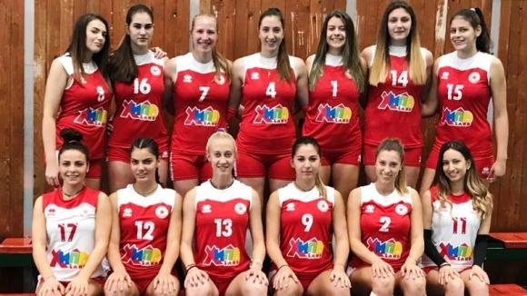 ЦСКА с втора победа в женското първенство