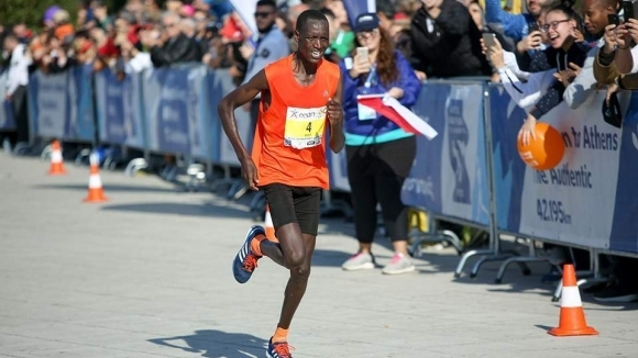 Бримин Кипкорир спечели маратона на Атина