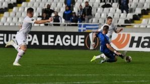 Айнтрахт (Франкфурт) с 4 от 4 в Лига Европа (видео)