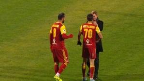 Георги Костадинов с цял мач при паметна победа на Арсенал