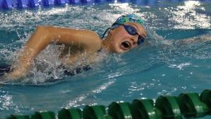 Над 265 плувци на турнира на Акулите в Бургас