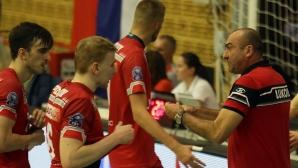 Шампионите от Нефтохимик записаха трета поредна победа в Суперлигата