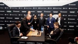 Второ реми в мача за световната титла между Карлсен и Каруана
