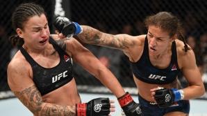 Джърмейн де Рандеми победи Ракел Пенингтън  на UFC Fight Night 139 (видео + снимки)