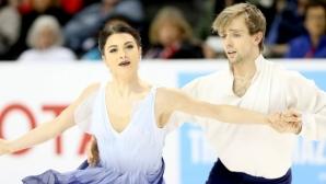 Американци спечелиха титлата при танцовите двойки в Гран При на Япония