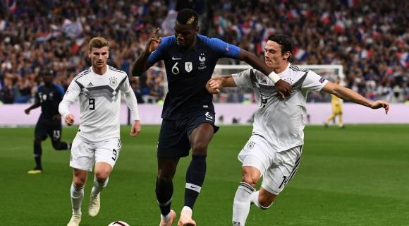 Франция без двамата от Юнайтед в следващите мачове