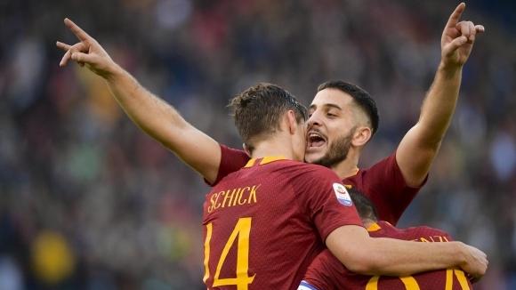 Ювентус и Байерн си харесаха защитник на Рома