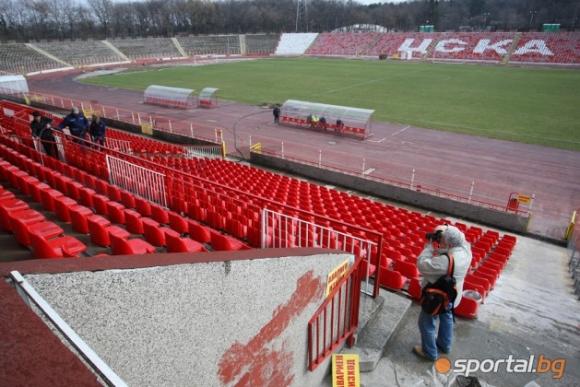 Готви ли се обединение между ЦСКА-София и ЦСКА 1948?