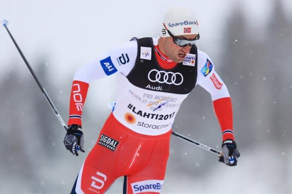 Петер Нортхуг се опитва да подобри формата си, но мисли и за отказване от спорта