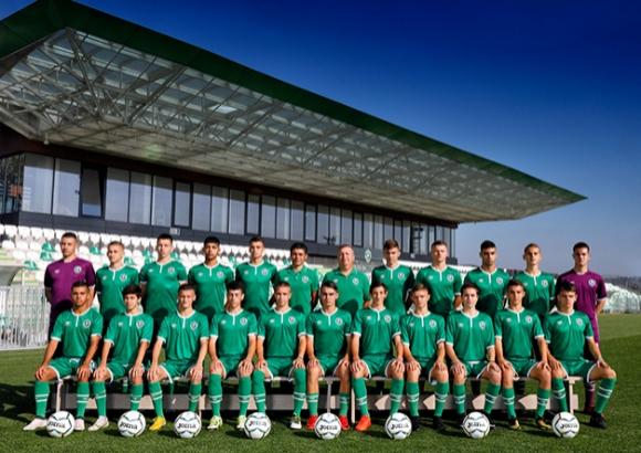 Лудогорец U17 отбеляза 4 гола на Славия