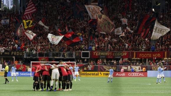 Атланта Юнайтед постая рекорд след рекорд