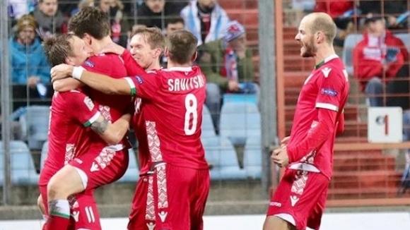 Беларус си свърши работата в Люксембург