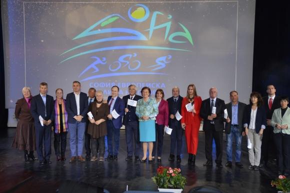 Олимпийски легенди и младите български шампиони с уникално послание:...