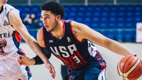 JBA ще играе със сборен отбор от български таланти