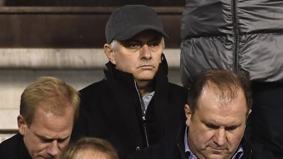 Моуриньо гледа на живо мача на Белгия, даде интересно обяснение