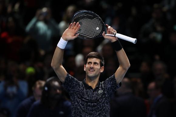 Джокович с трета победа на Финалите на ATP
