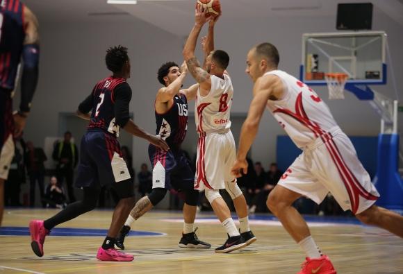Академик София и JBA USA сътвориха баскетболен празник