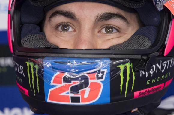 Винялес сменя номера си в MotoGP заради кошмарния сезон с Yamaha