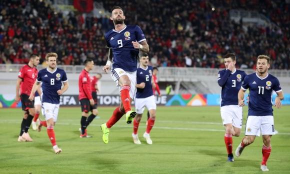 Шотландия помете Албания, всичко ще се реши в последния мач
