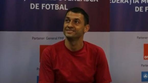 Капитанът на Молдова се отказва от националния отбор