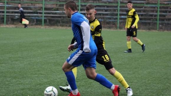 Драма беляза дербито между Левски и Ботев (Пд) при U17