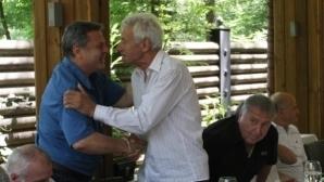 БФС поздрави Добромир Жечев