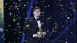 Линдельоф за първи път избран за №1 в Швеция
