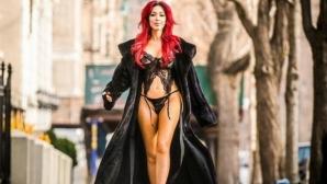 Порно звезда разпали скандал заради боксов мач