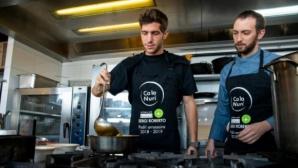 Футболист на Барса стана готвач заради...